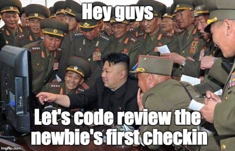 Newbie code review